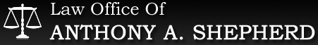 Logo of Law Office Of ANTHONY A. SHEPHERD